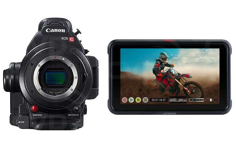 Fat Ll Canon Eos C200 – Shredz