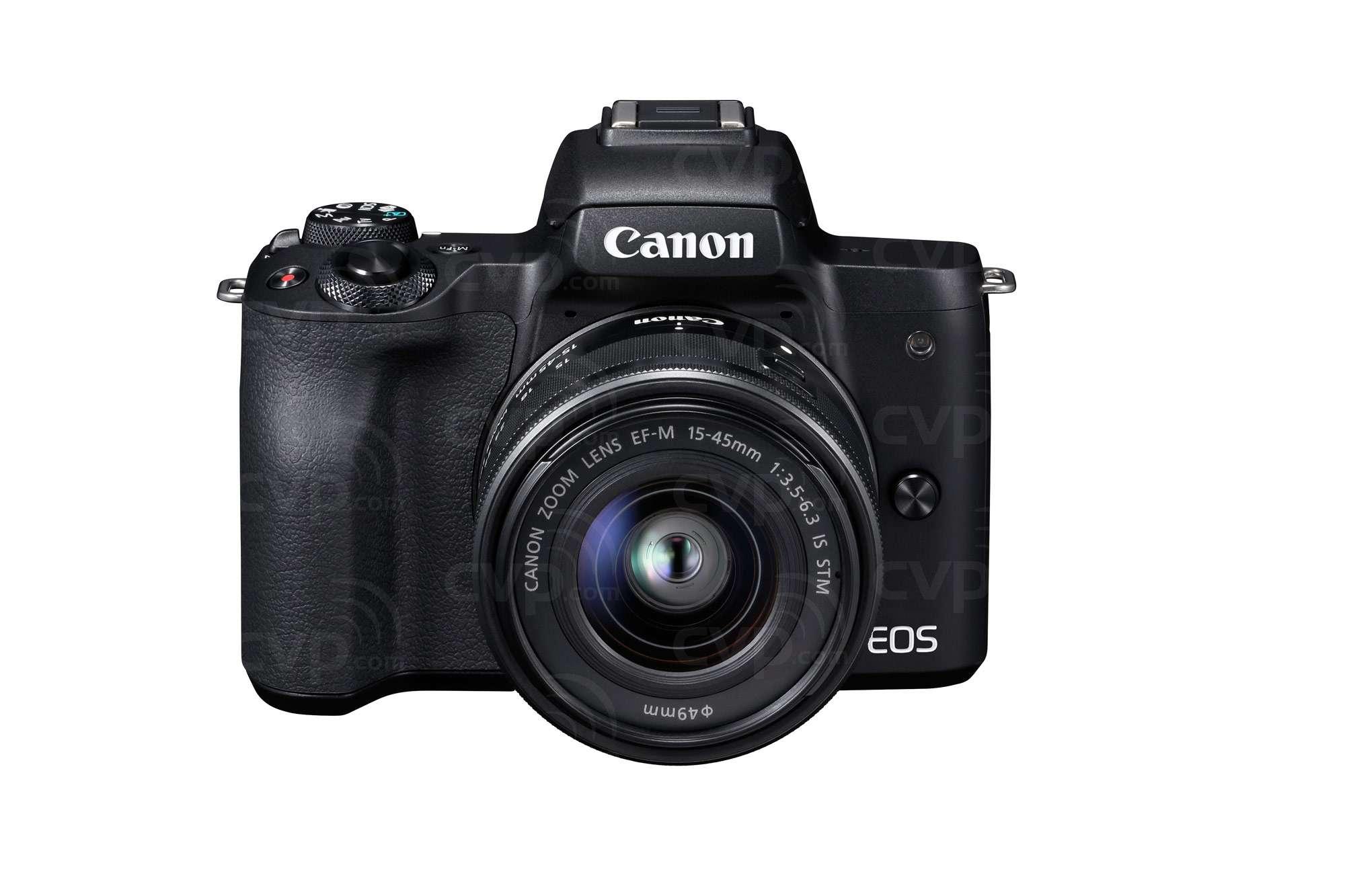 Canon EOS M50 + 15-45mm lens