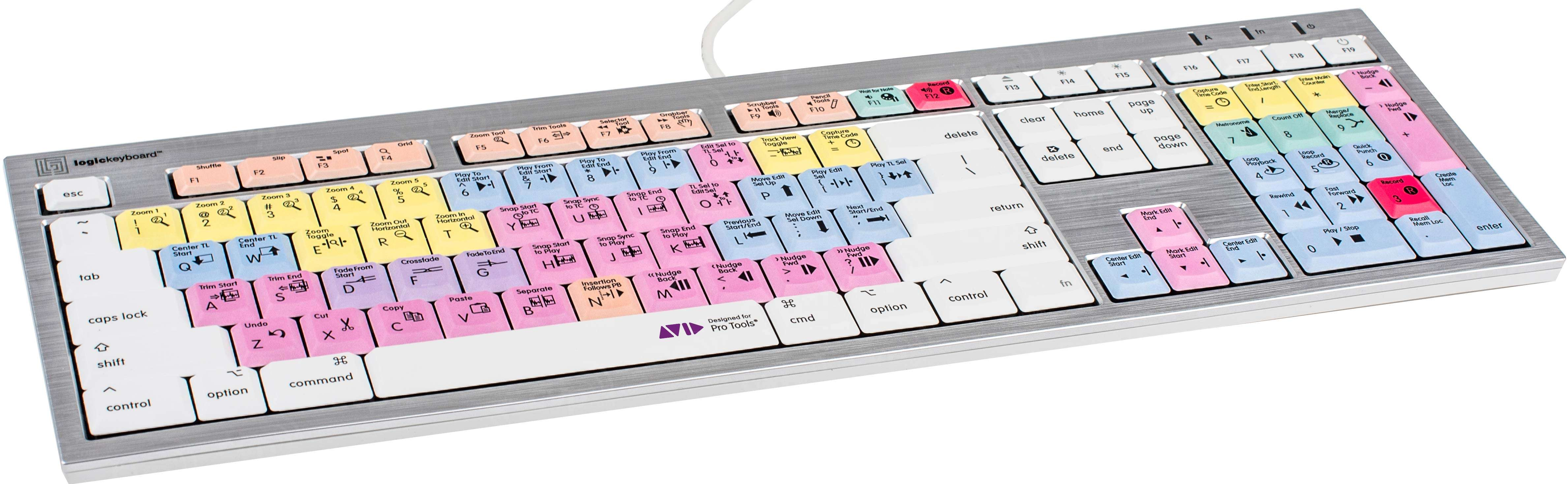 Pro Tools Mac Alba Keyboard