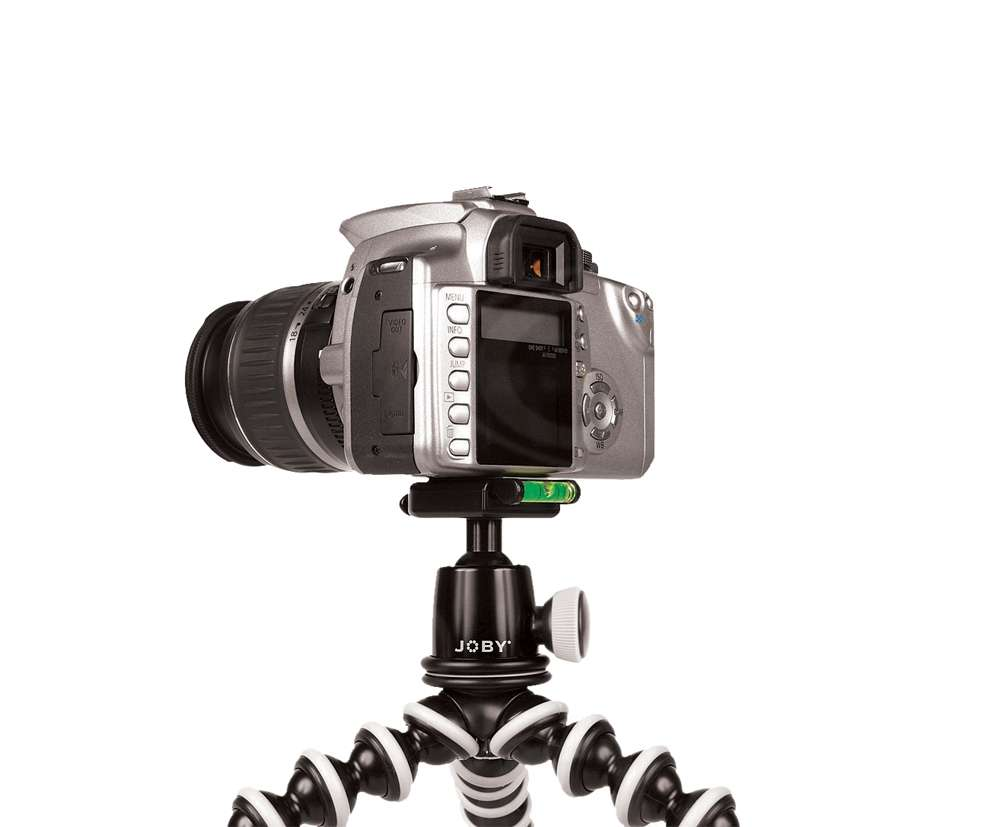 Buy Joby Gorillapod Slr Zoom Tripod With Ballhead Grey Gorilla Pod 3k Kit
