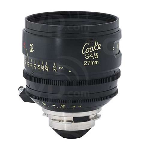 Buy Cooke Optics S4i 27mm T2 35mmsuper 35mm Prime Lens With