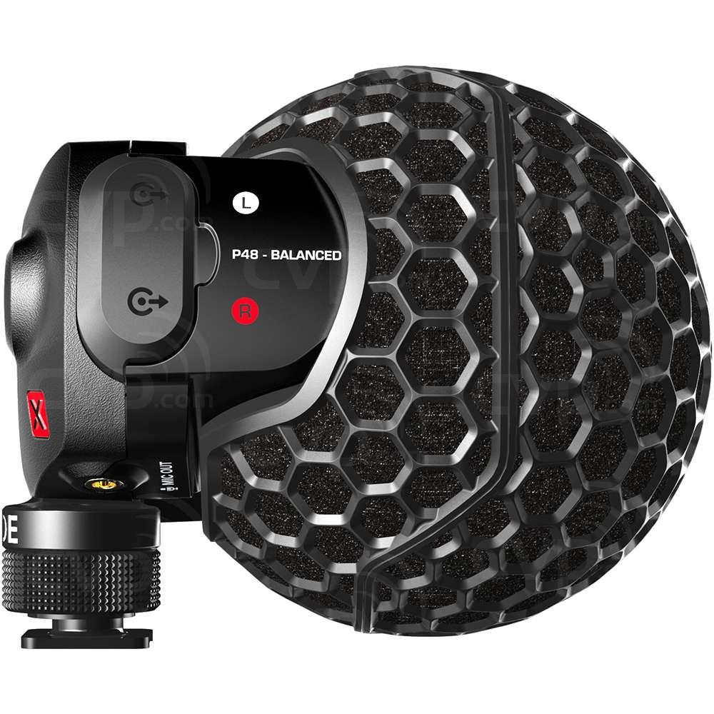 6d554965448a Buy - Rode RODSVMX (ROD-SVMX) Stereo VideoMic X - Broadcast-Grade Stereo  On-Camera Microphone