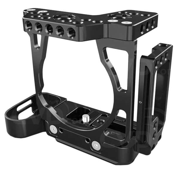SmallRig 2236 A7III/A7RIII Half Cage with Arca L-Bracket
