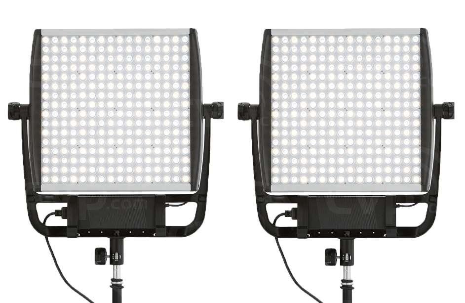 free shipping e7e3e 5cdb0 Litepanels Bi-Colour Duo LED Kit