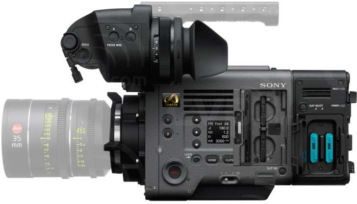 Sony VENICE Camera Cine Set
