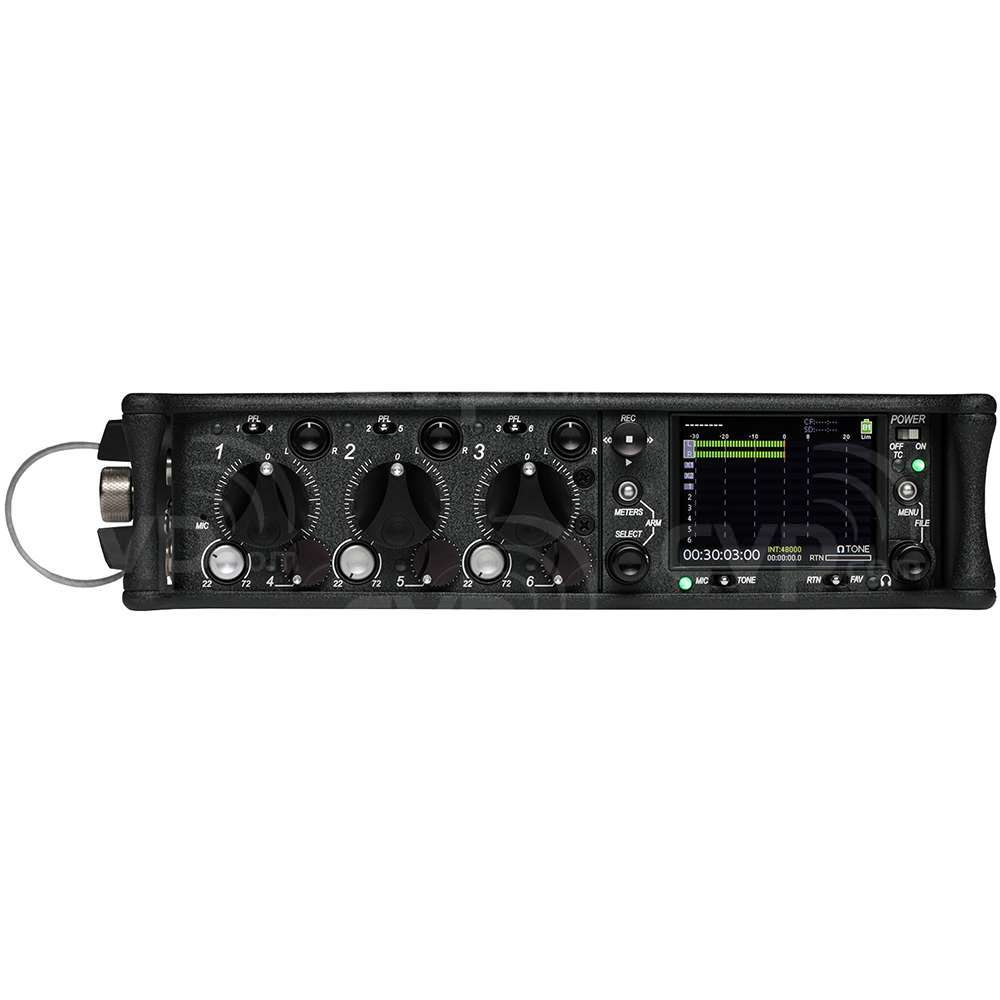 Driver for Sound Devices 633 Field Mixer