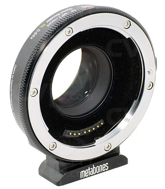 CANON EF-MICRO FOUR THIRDS T SPEED BOOSTER XL 0.64X ADAPTER METABONES DRIVERS FOR MAC