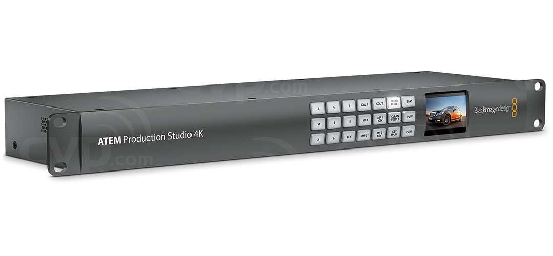 Buy Blackmagic Design Atem Production Studio 4k Bmd Swatempsw4k