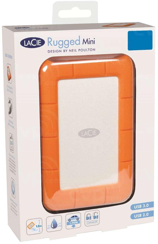 Lacie Rugged Mini Micro Usb 3 0