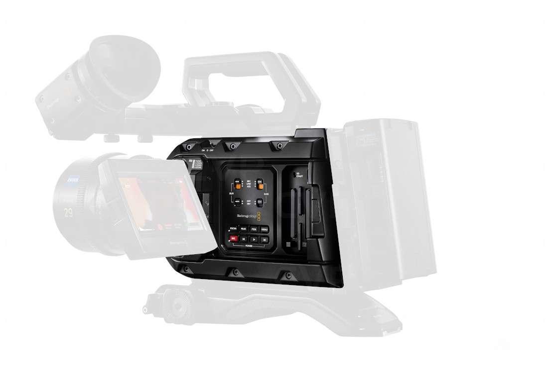Buy Blackmagic Design Ursa Mini Pro 12k Super 35 Digital Film Camera Pl Mount