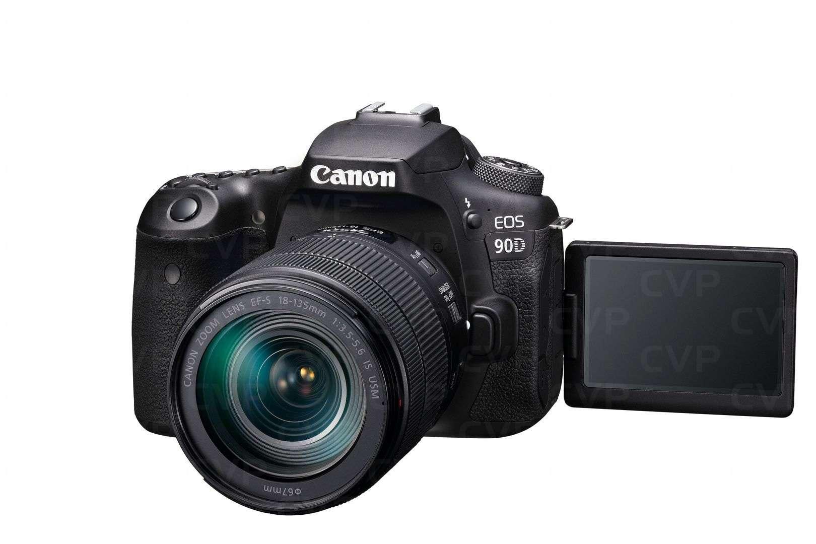Buy Canon Eos 90d 32 5 Megapixel Aps C Digital Slr Camera With Ef S 18 135mm F 3 5 5 6 Is Stm Black P N 3616c028