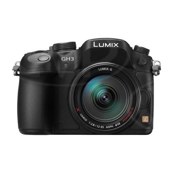 Panasonic Lumix DMC-GH3 - Full Front