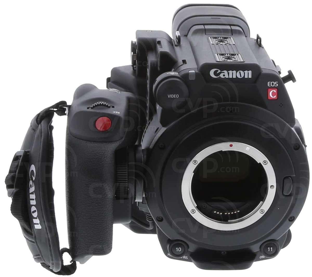 Open Box Canon Cinema EOS C200 EF