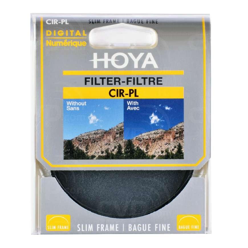 4c63186494aa Buy - Hoya 58mm Slim Circular Polarising Filter SLIM PL-CIR (1602)