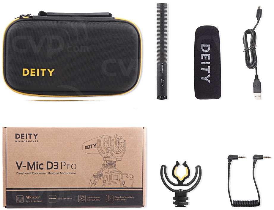 Open Box Deity Microphones Deity V-Mic D3 Pro Microphone