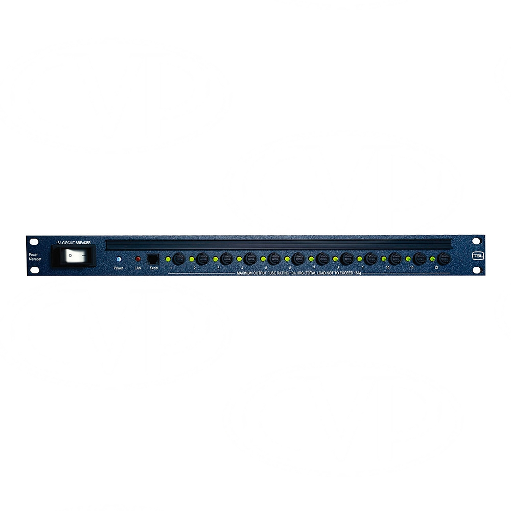 Buy Tsl Mdu12 Pm Mdu 12 Pm Power Manager Mains