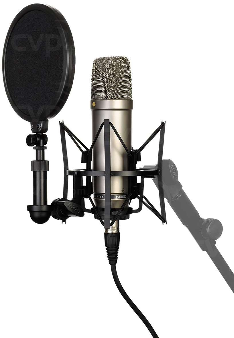 buy rode ai 1 ai1 audio interface complete studio kit with nt1 large diaphragm condenser. Black Bedroom Furniture Sets. Home Design Ideas