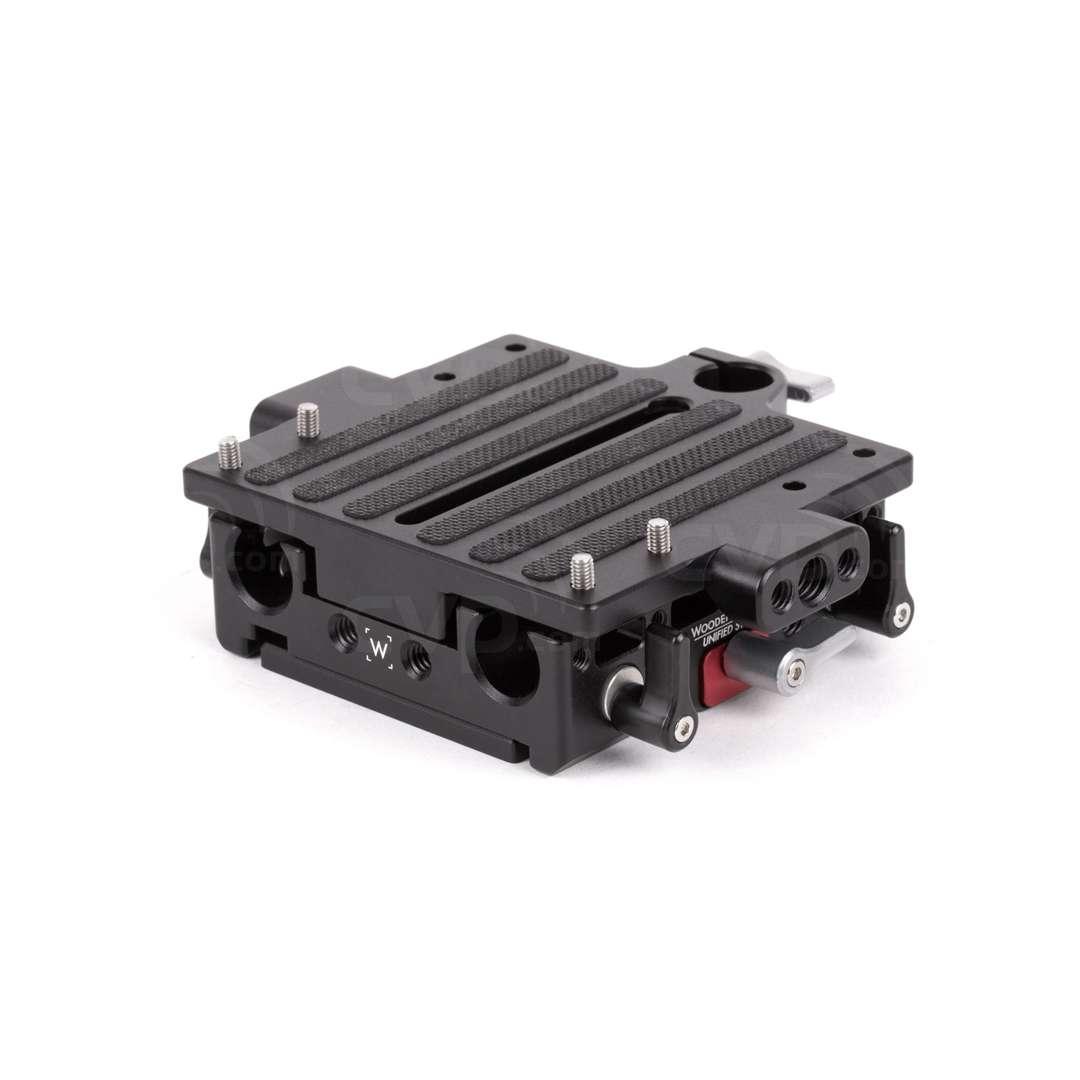 Wooden Camera Unified Baseplate Camera Dovetail Alexa Mini