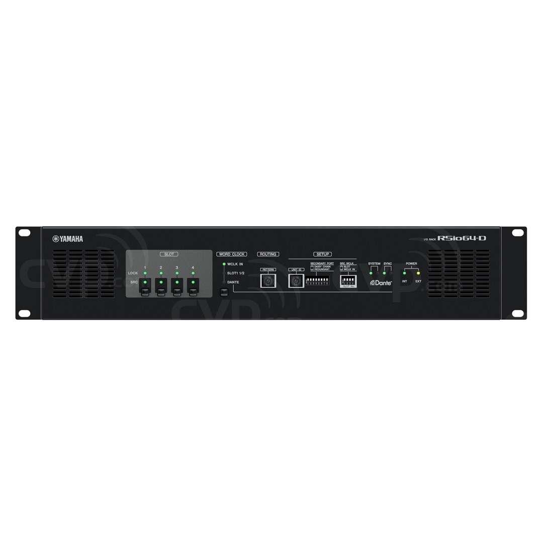 Yamaha RSIO64-D I/O Rack