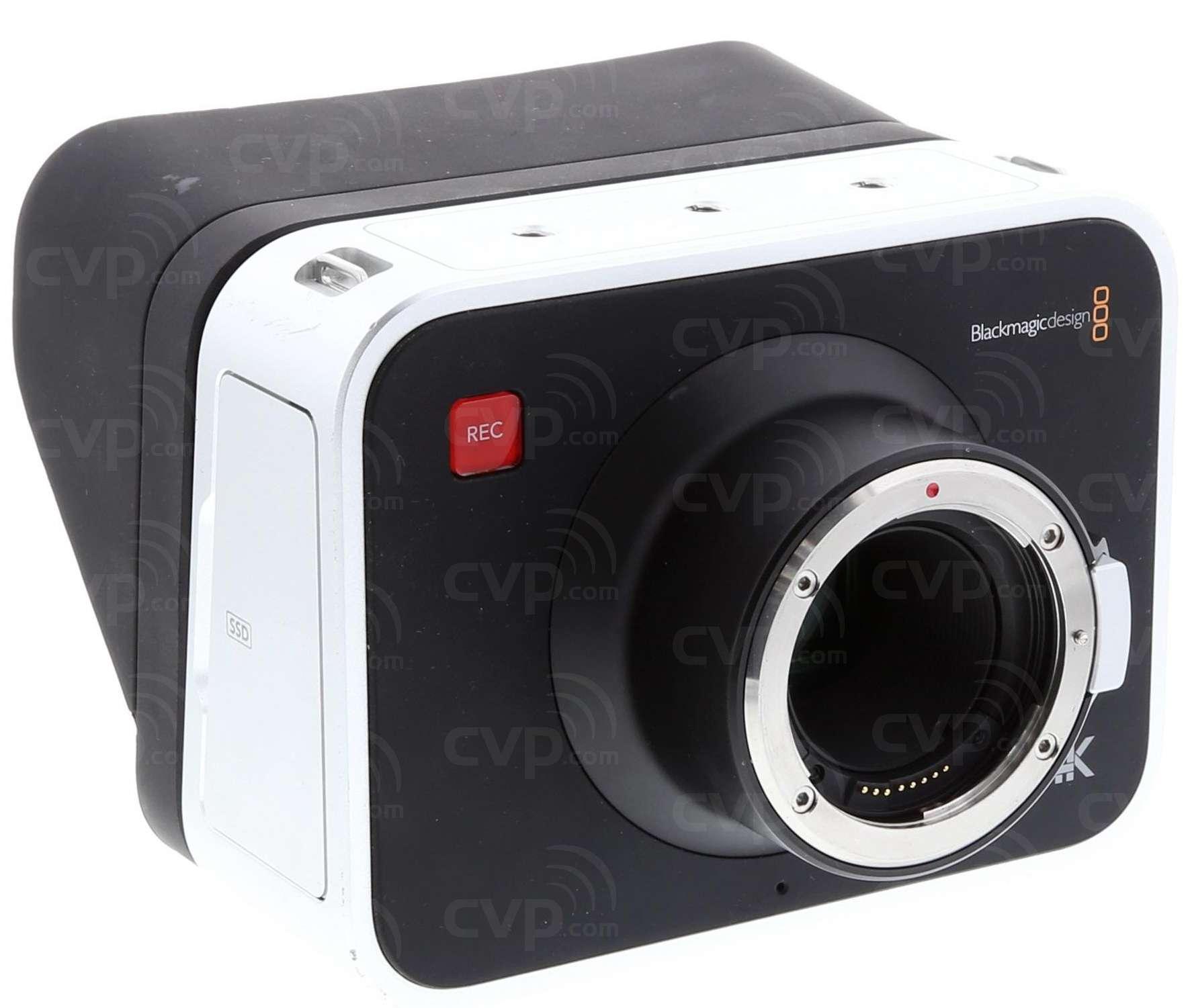 Buy Pre Owned Blackmagic Design Production Camera 4k Super 35mm Cinema Ef Mount Body Only 1750443