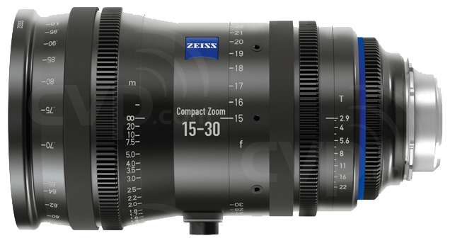 Zeiss 15-30mm T2 9 - Nikon F