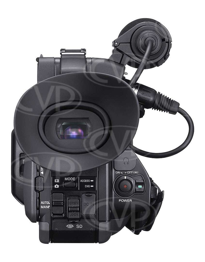 Sony HXR-NX70E (HXRNX70E) compact rain and dust proof Full HD NXCAM camcorder with 1/2.88inch Exmor-R CMOS Sensor