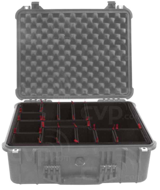 TrekPak Foam Insert for Pelican 1550 Cases