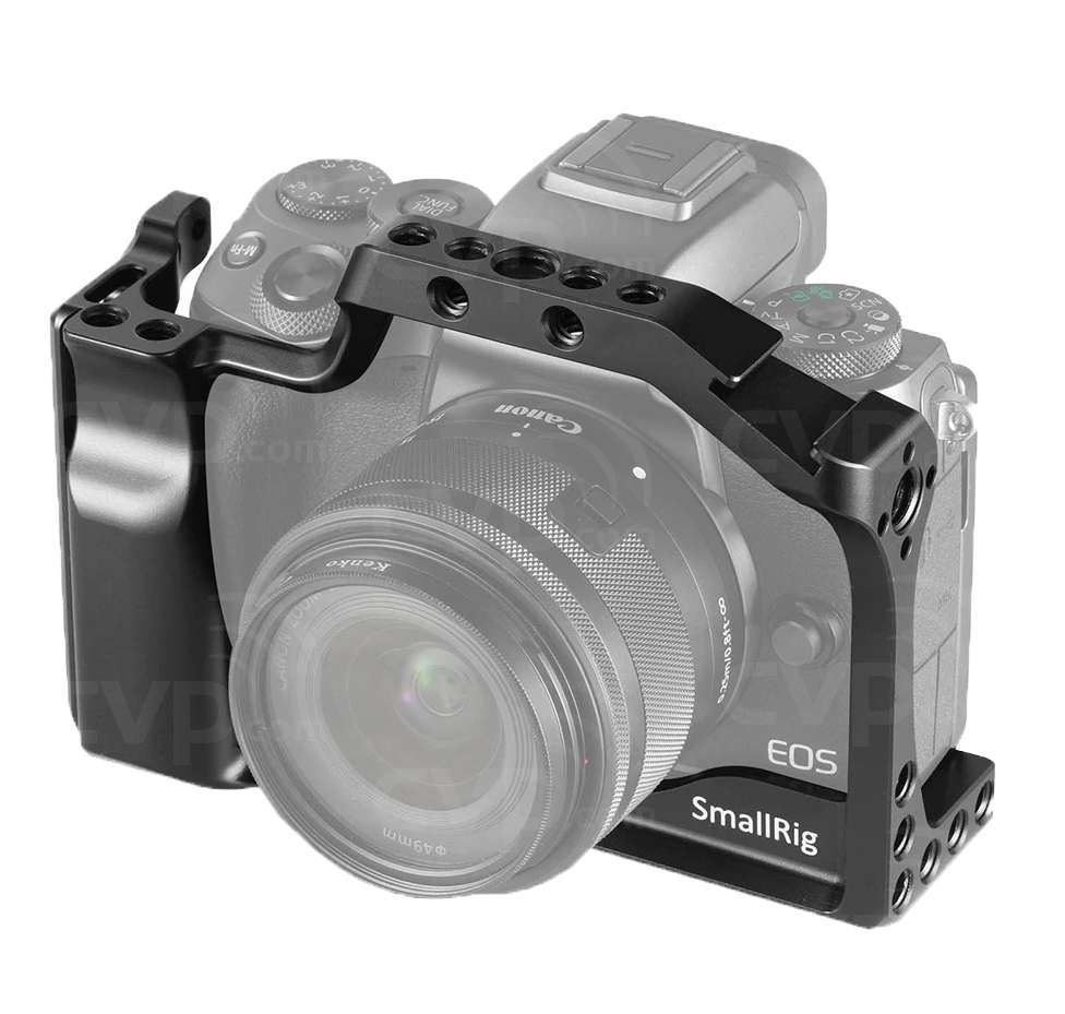 SmallRig 2168 Cage for Canon ESO M50 and M5