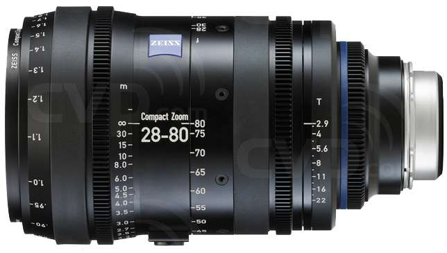 Zeiss 28-80mm T/2 9 - Nikon F