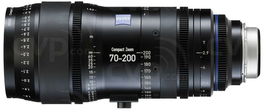 Zeiss 70-200mm T2 9 - Canon EF