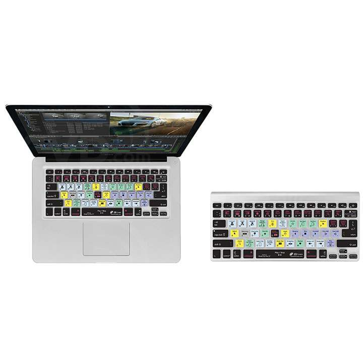 Final Cut Pro X Keyboard Cover