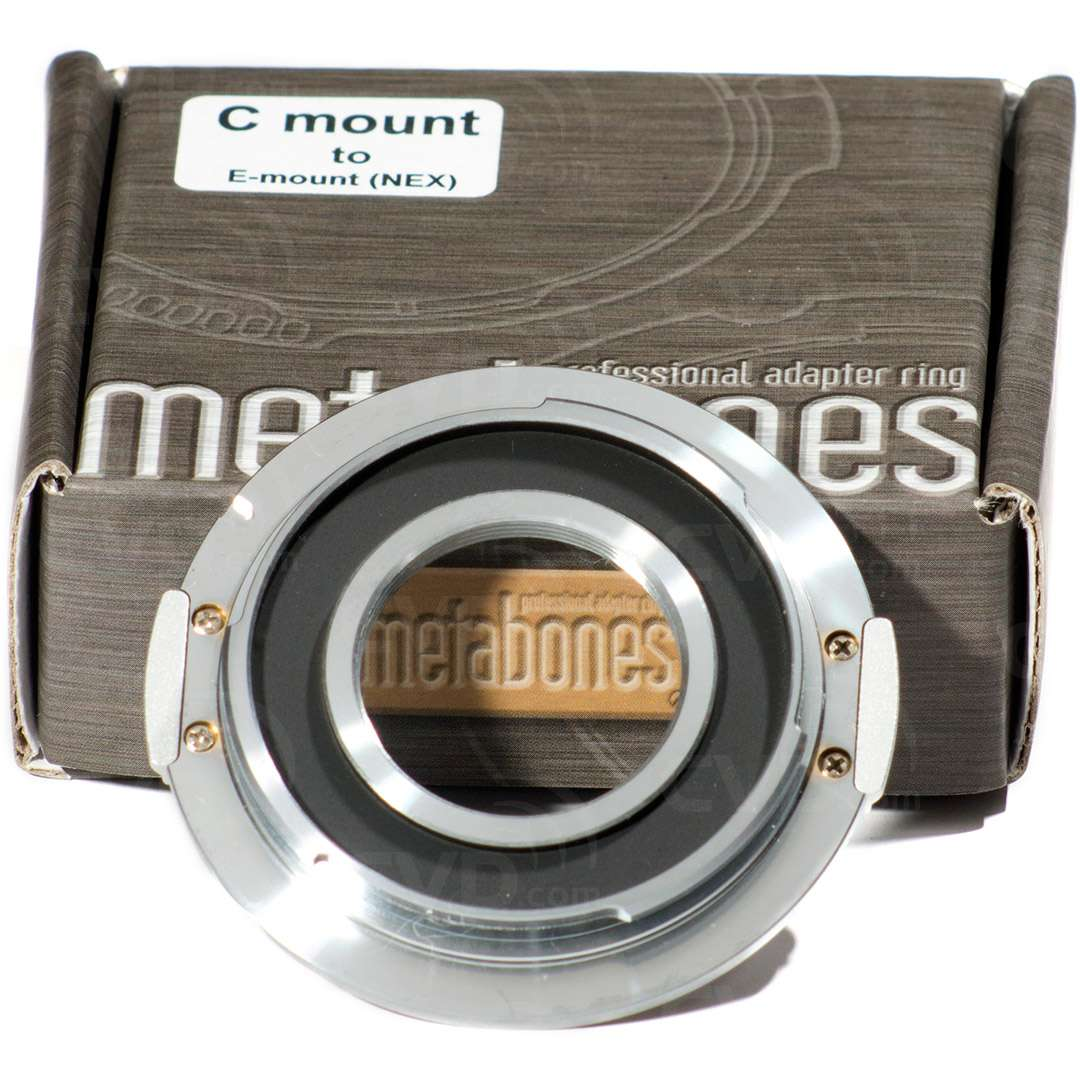 Metabones C Mount to Sony E Adapter