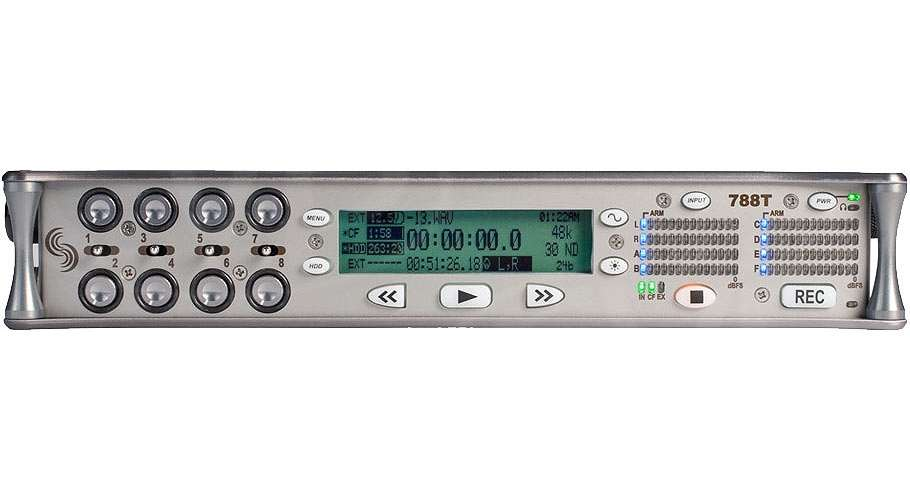 SOUND DEVICES 788T-SSD AUDIO RECORDER DRIVERS FOR WINDOWS DOWNLOAD