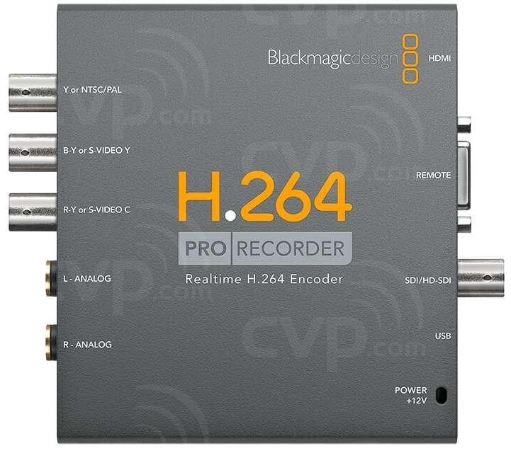 Blackmagic H 264 Pro Recorder