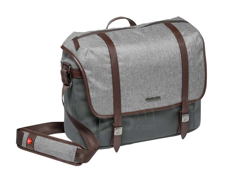 Buy - Manfrotto MB LF-WN-MM (MBLFWNMM) Windsor Camera Messenger Bag for  DSLR and Up To 4 Additional Lenses 7c37136178d6d