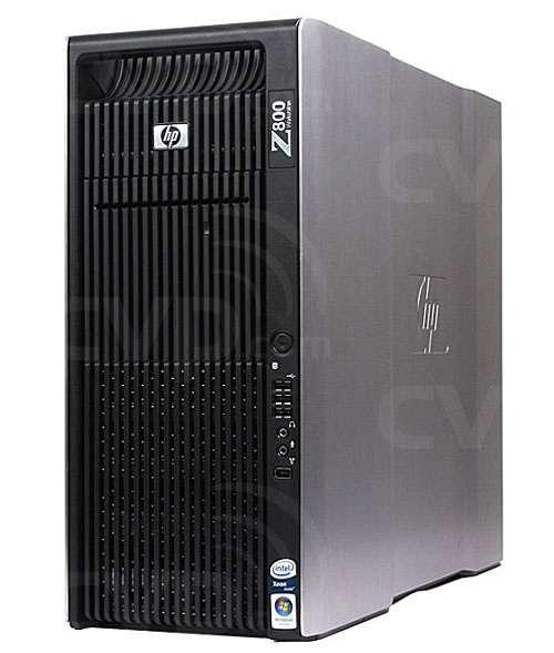 HP Z800 Dual Xeon 6 X5650