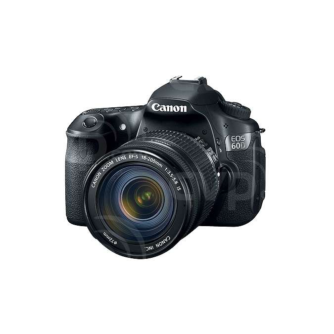 Canon EOS 60D + 18-200mm Lens