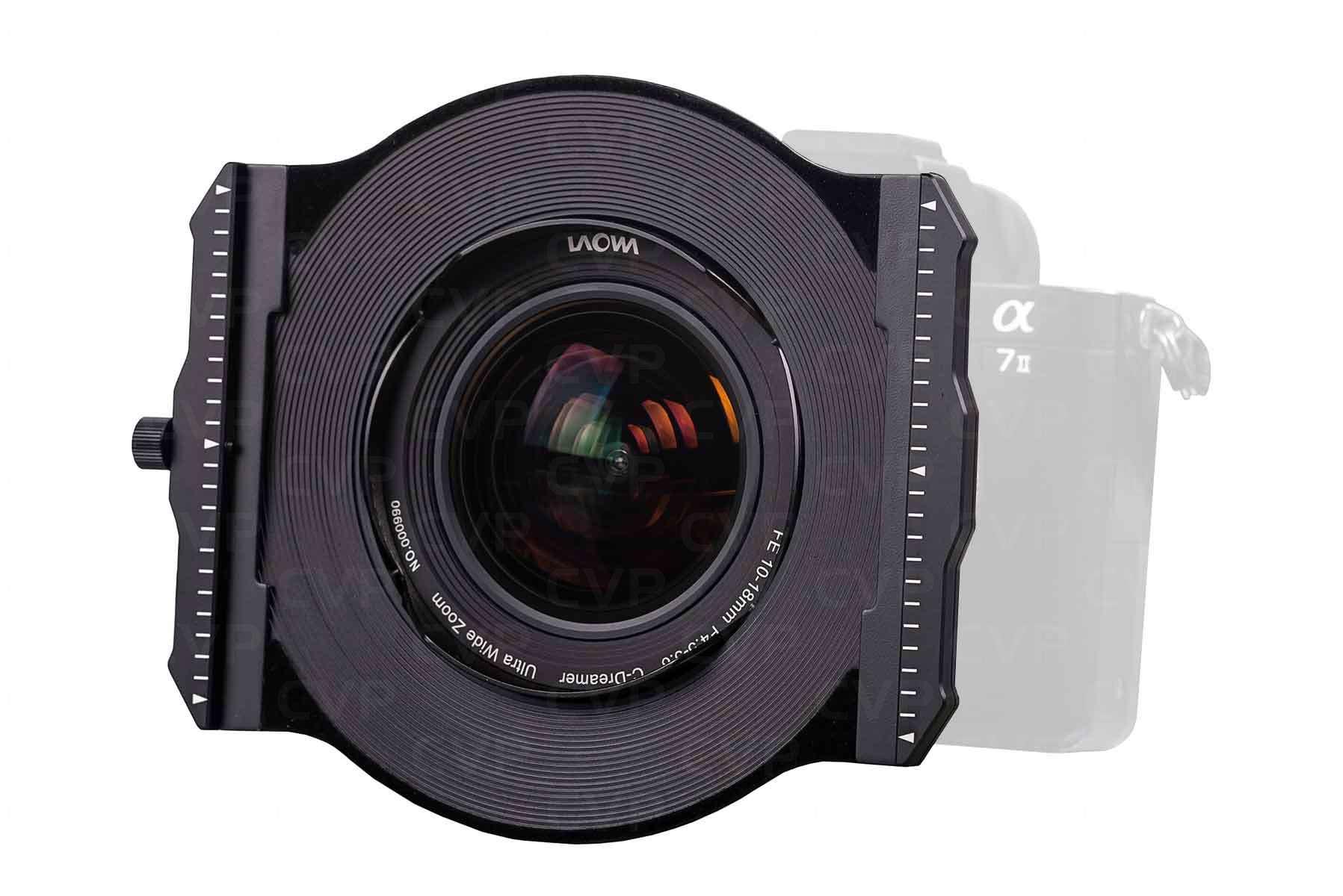 Laowa 100mm Magnetic Filter Holder System for 10-18mm Zoom Lens