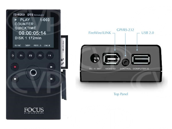 Buy Focus Enhancements Fs H200 Fs H200 Portable Solid State Dte