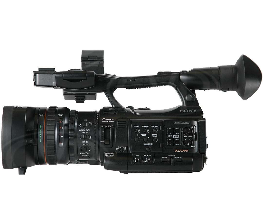 buy sony pmw 200 pmw200 full hd xdcam ex 1 2inch cmos camcorder rh cvp com sony ex1r manual Sony EX3 Camera