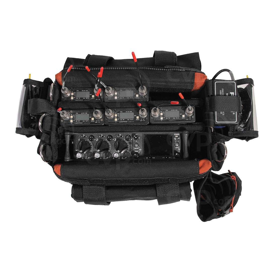 buy portabrace ao 1xb ao1xb audio organizer case for shure fp24 rh cvp com