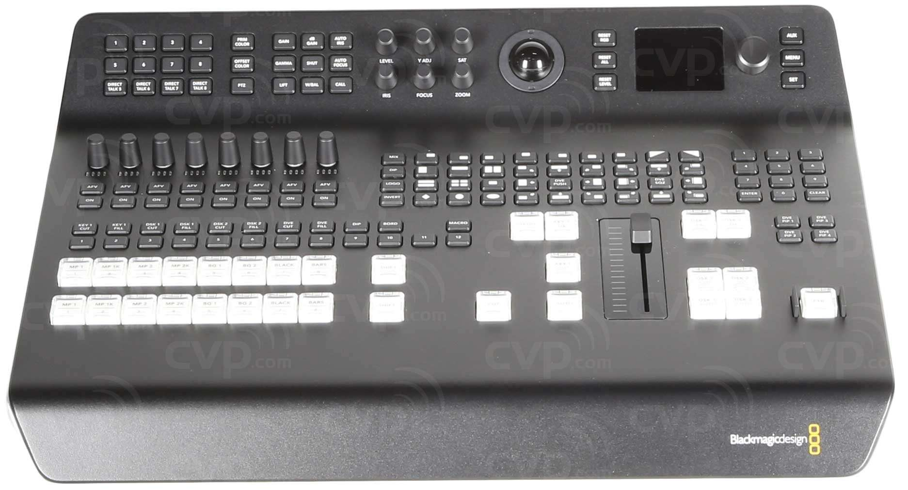 Buy Open Box Blackmagic Design Bmd Swatemtvstu Prohd Atem Television Studio Pro Hd Live Production Switcher