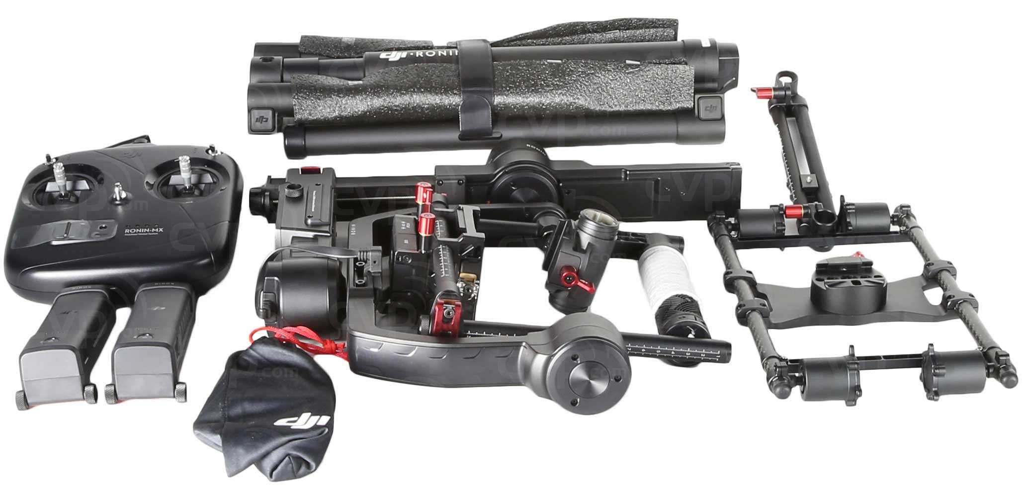 Open Box DJI Ronin-MX with Grip and Wireless Controller