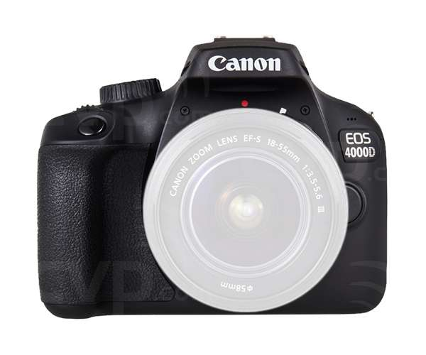 Buy - Canon EOS 4000D 18MP Digital SLR Camera Body with Full HD ...