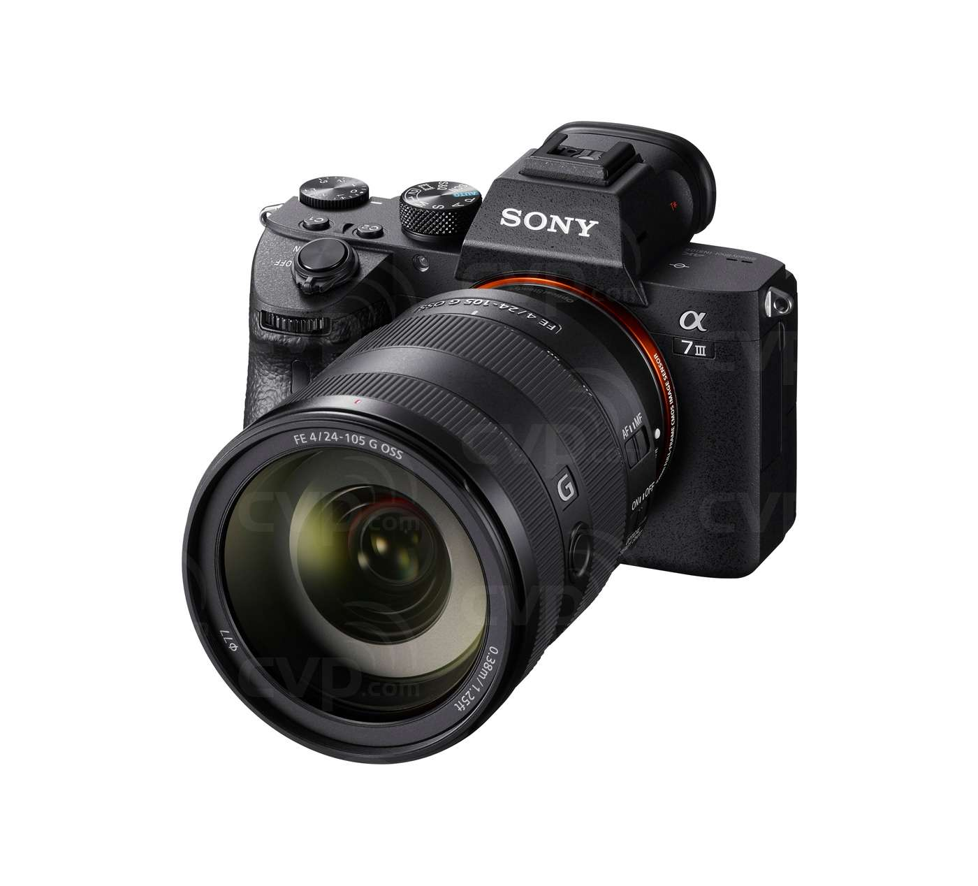 Sony a7 III Camera with 24-105G Lens