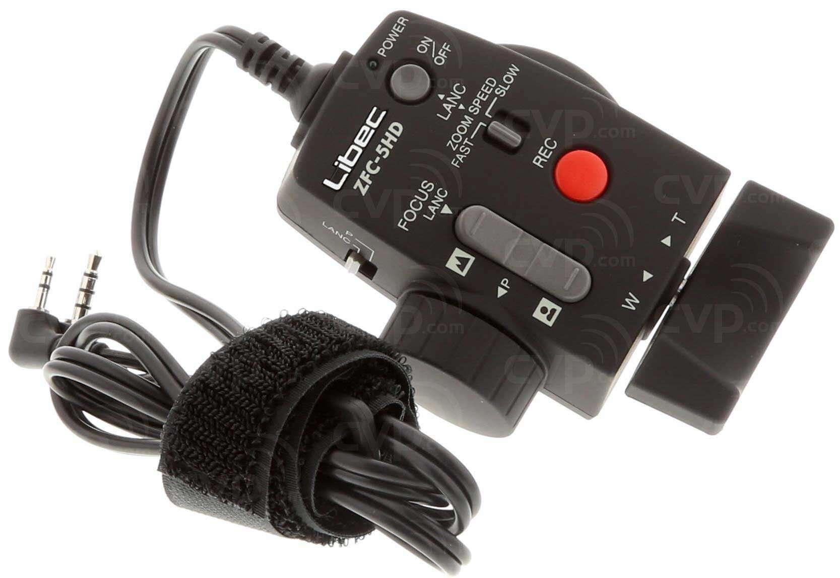 Open Box Libec ZFC-5HD Camera Controller