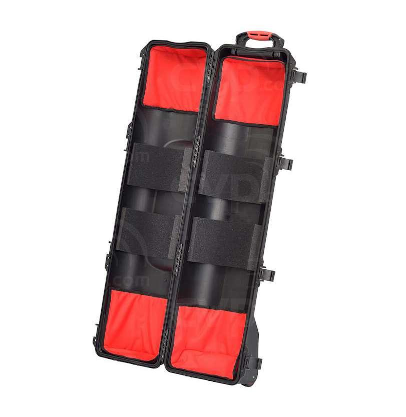 buy hprc hprc6300w triblk hard tripod case with soft deck padded 6300wtri internal. Black Bedroom Furniture Sets. Home Design Ideas