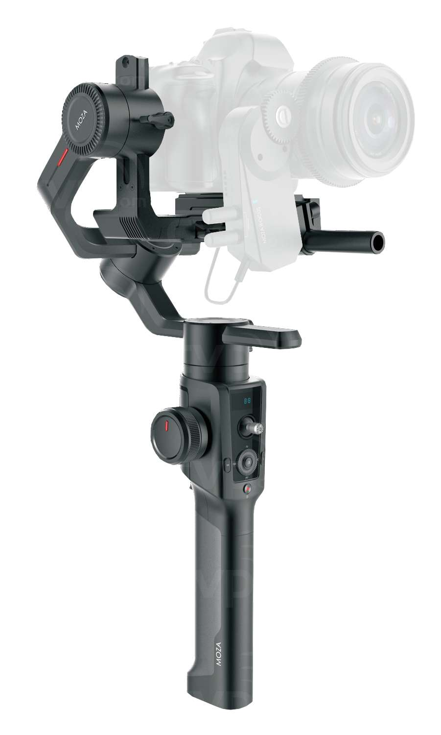 Gudsen Updates Moza Air Gimbal Line With 4 2kg Payload