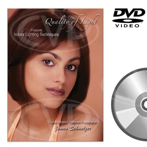 Westcott 9900 Quality of Light Indoor Lighting DVD by James Schmelzer
