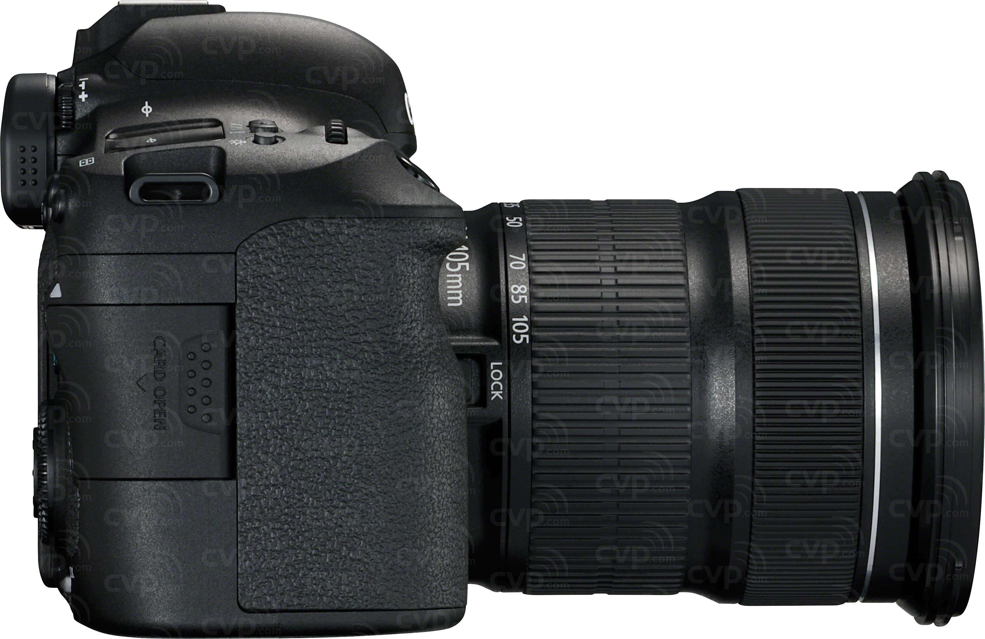 Canon 6D MkII + 24-105mm Lens